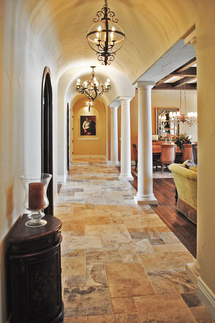 44 best design styles architecture custom homes images on mediterranean custom home design by design styles architecture hallway