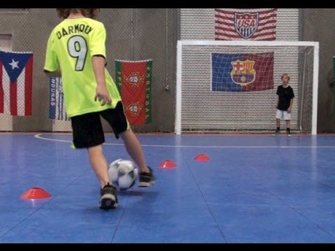 Futsal Practice - Personal Soccer Trainer/Coach