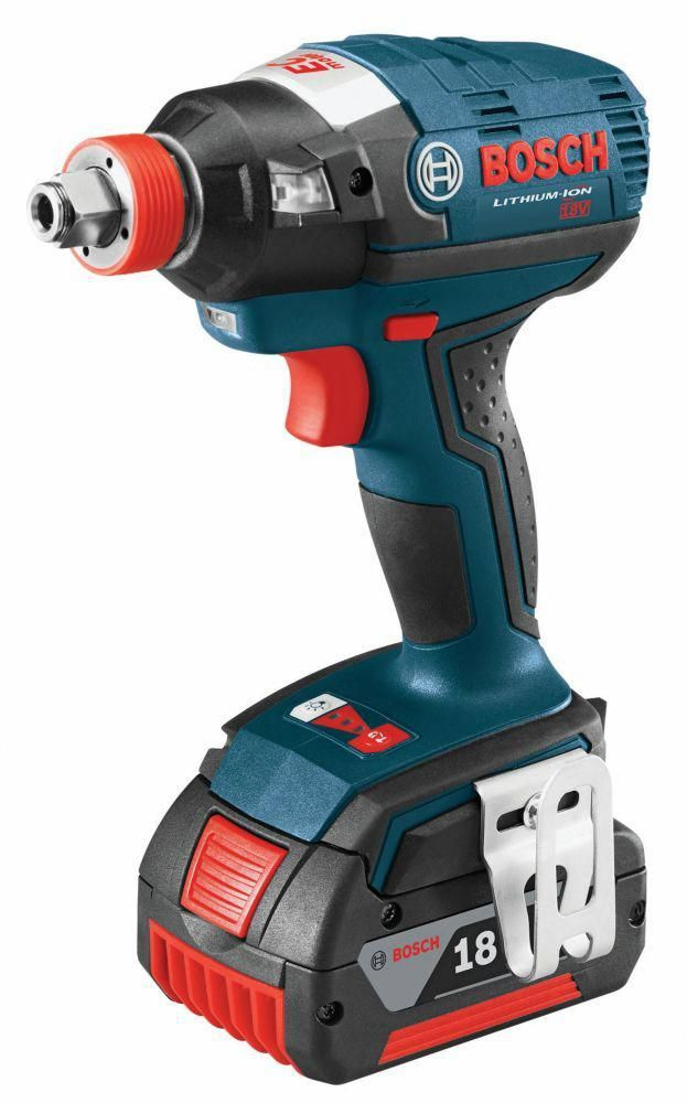 18v Ec Brushless 1 4 Inch And 2 Socket Ready Cordless Impact Driver With Slimpack Batteries Makita18vdrill
