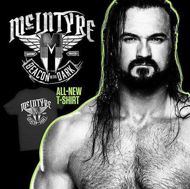 Drew Has A New Shirt Available Now On The Wwe Shop I Am 100 Getting This Beaconinthedark Drewmcintyre Drewgalloway Johncena
