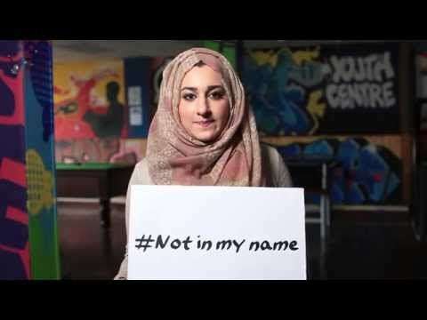 Young British Muslims Are Campaigning Against The Islamic State's Corruption Of Their Religion - #NotInMyName