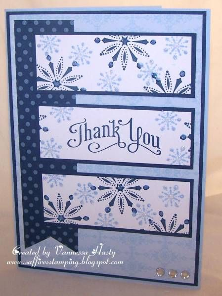 A Snowy Thank You