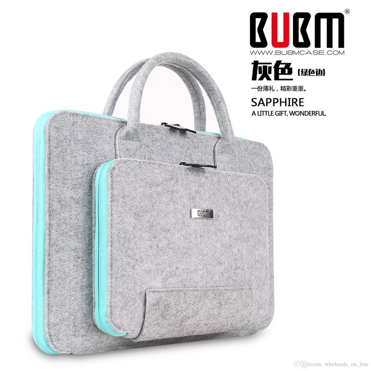 2017 Bubm Fashion Men Women Laptop Bags & Cases Message/Meeting/Work/Leather Bags For Macbook Air Retina Pro 11 13 15 From Wholesale_on_line, $21.49 | Dhgate.Com