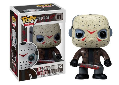 What would my horror collection be without Jason Voorhees ...chchch ah ah ah
