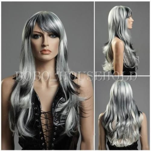 Full-Curly-Hair-Party-Cosplay-Long-Wavy-Colorful-Head-Women-Girl-Wigs-Heat-Sexy