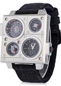 SHI WEI BAO 9937 Relógio de Quartzo para Homem