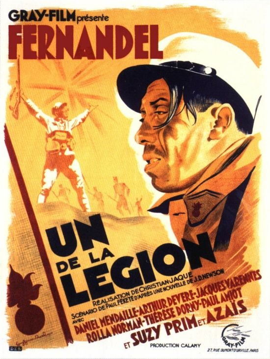 Un de la Legion - film 1936