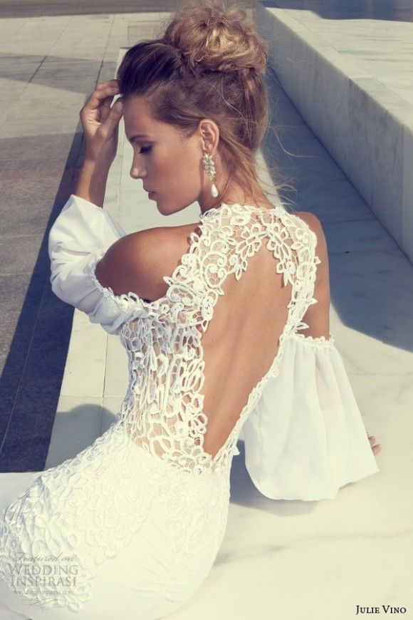 Beautiful! I would love to wear this for my wedding!