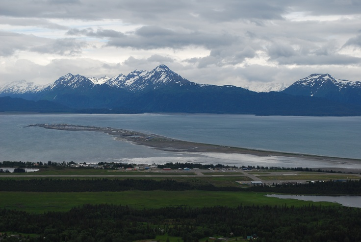 Homer, Alaska - The Spit