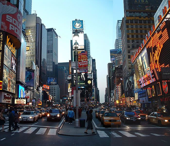 new york city. ♥