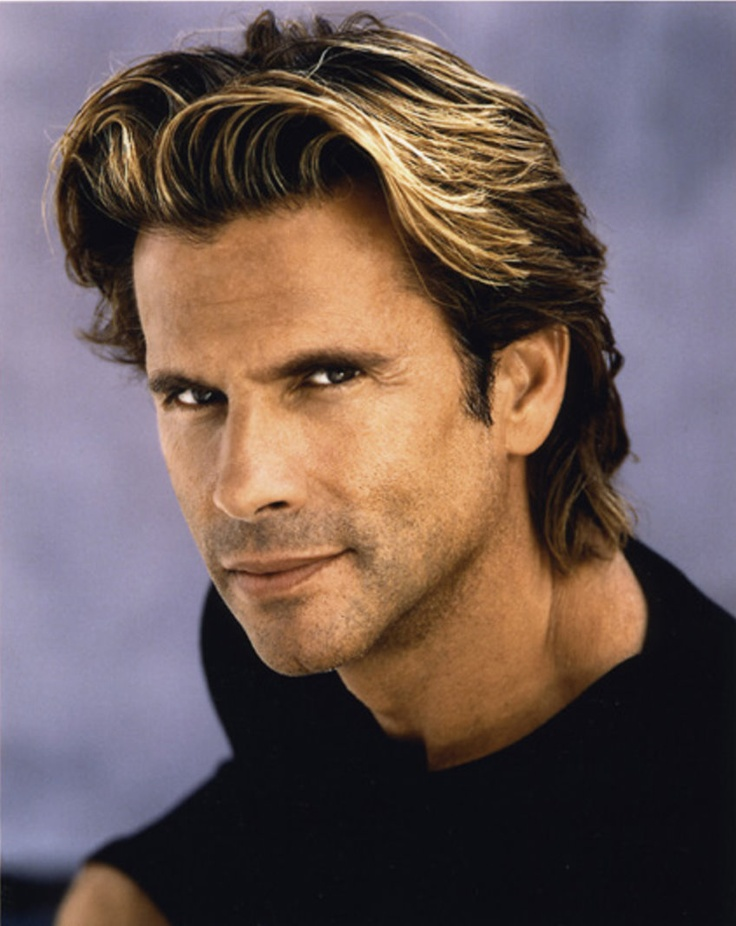 Lorenzo Lamas. January 20, 1958. TV Actor. He had succes on the TV series, Falcon Crest, Renegade and the soap opera, The Bold and the Beautiful.