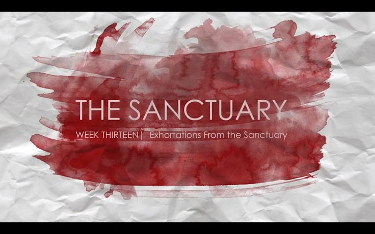 WEEK ELEVEN | Our Prophetic Message in THE SANCTUARY - Sabbath School Quarterly Video Clips on Vimeo