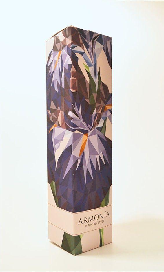 Armonía (Студенческий проект) на упаковку мира - креативный дизайн упаковки Галерея