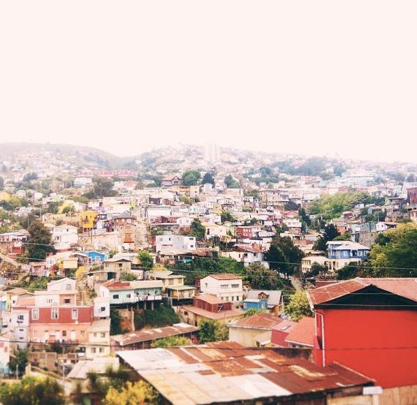 Valparaiso | Santiago, Chile