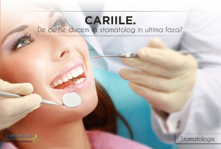 Caria dentara apare atunci cand acizii produsi de bacteriile existente in cavitatea bucala ataca dintele. Pentru ca nu mergem la medic imediat cum apare o pata pe dinte, infectia sapa in interiorul dintelui pana ajunge la nerv. In acest stadiu, durerea incepe sa fie o reala problema pentru pacient. http://www.i-medic.ro/blog/despre-boli-cariile-de-ce-ne-ducem-la-stomatolog-ultima-faza