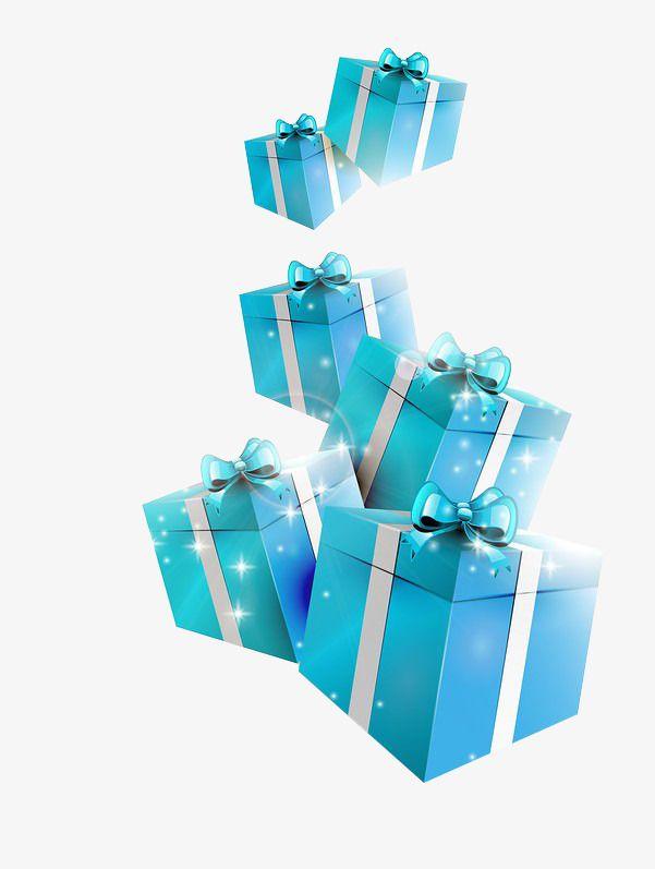 صناديق هدايا حر Png و قصاصات فنية Happy New Year Greetings Christmas Vectors New Year Greeting Cards