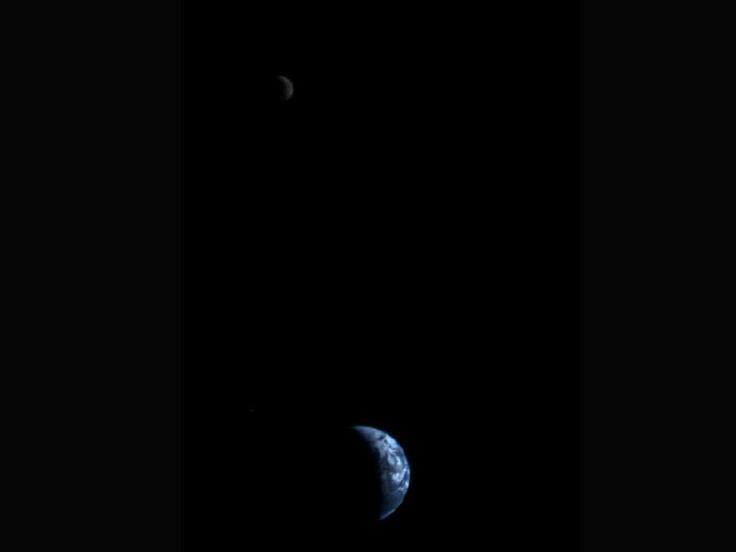La Tierra, vista desde el Ártico: la NASA capta la canica azul de blanco (FOTOS)