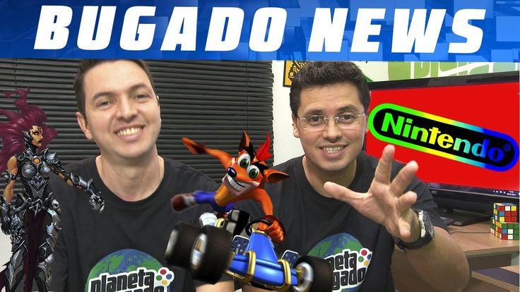 farcry5gamer.com📺 Darksiders 3, Marvel Rising, Nintendo no Brasil, FarCry 5, portátil da Sony - PLANETA BUGADO Algumas novidades que podem aparecer na E3 2017 e ainda vai passar nos cinemas; Remake de Crash Team Racing; Nintendo pode voltar ao Brasil; Trailer e outras notícias do Far Cry 5...e mais.  --------------------------------------------------------- Apoie o Planeta Bugado com PagSeguro:   Não esqueça de dar aquela curtida, compartilhar com os amigos e assinar n