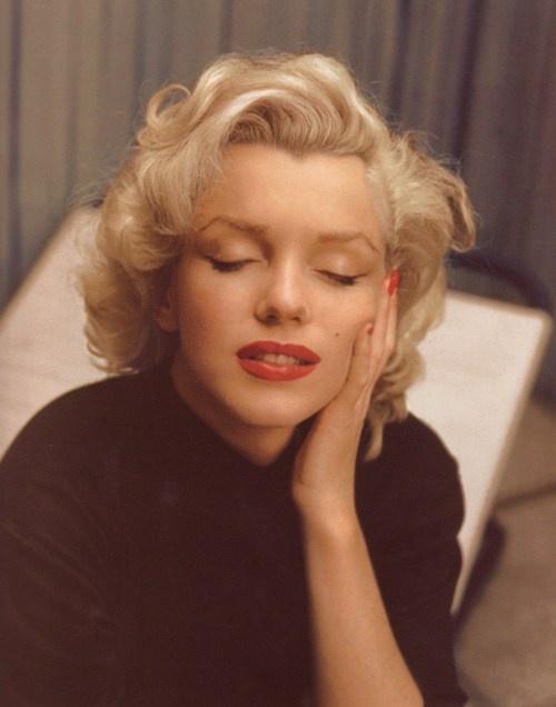 Alfred Eisenstaedt, 1951 Marilyn Monroe