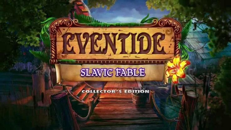 Download: http://wholovegames.com/hidden-object/eventide-slavic-fable-collectors-edition.html Eventide: Slavic Fable Collector's Edition PC Game, Hidden Object Games. Experience an authentic Slavic legend! Save the creatures from destruction!  Defeat evil Boruta and creatures that helping him to conquer the world, free your grandmother that he held in custody – restore peace in the Slavic Heritage Park! Download Eventide: Slavic Fable Collector's Edition Game for PC for free!