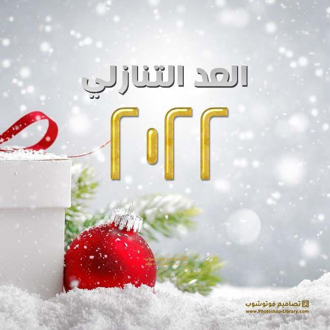 2022 العد التنازلى لعام 2022 العد التنازلى للعام الجديد بالدقيقه والثانية In 2021 Christmas Bulbs Christmas Ornaments Holiday Decor