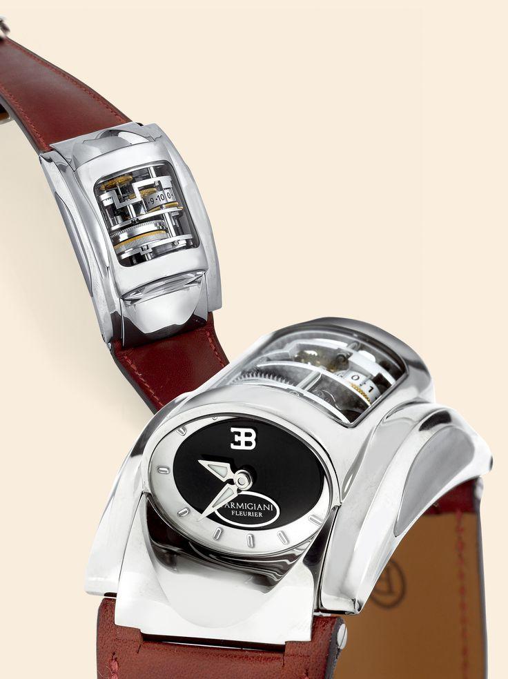 """Bugatti"""" Parmigiani Fleurier watch"""