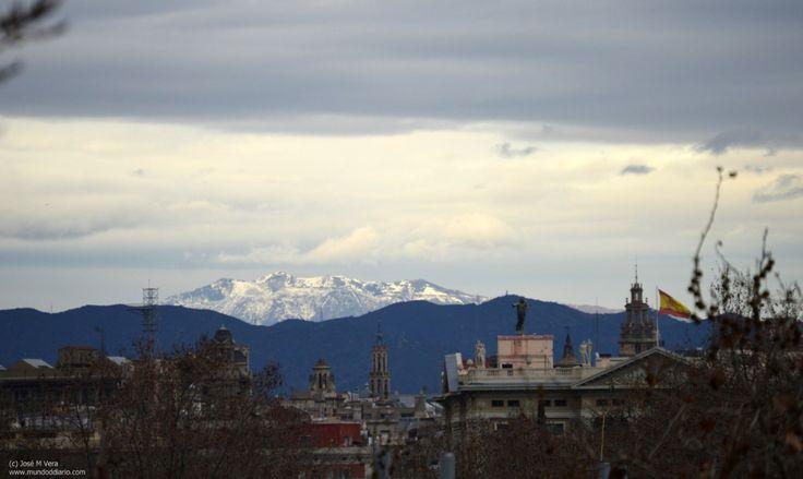 Nieve en Montaña