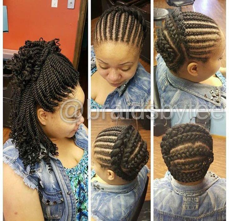 Las 32 mejores imágenes sobre braids en Pinterest | Box braids ...