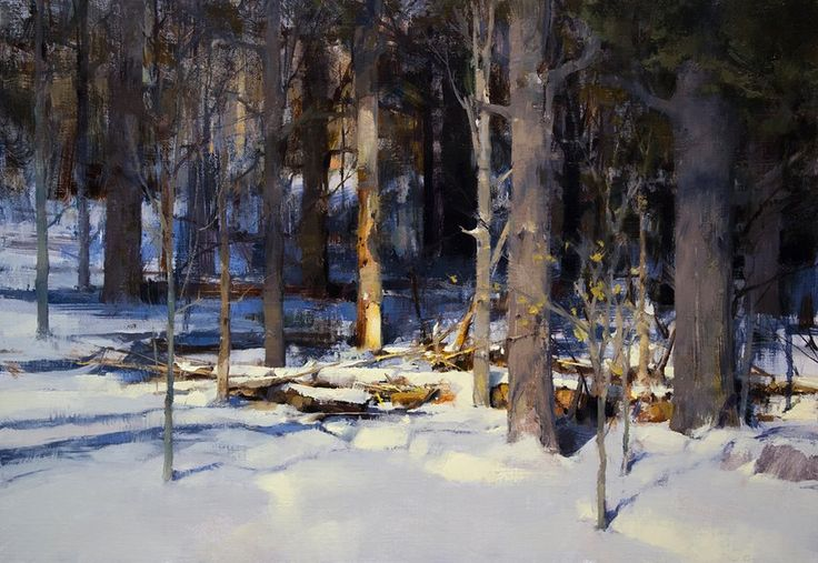 """""""A peaceful moment"""" By Mark Boedges, American Artist (b.1973) oil painting; 14 x 20 in http://www.markboedges.com/ https://www.facebook.com/pages/Mark-Boedges/202006547550"""