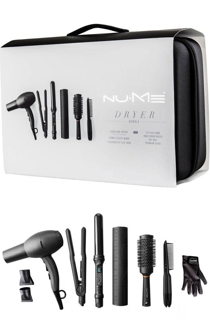 Drying and styling have never been this easy! Safely and quickly set hair with the power of ionic technology at its best.