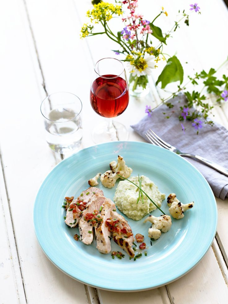 Nå er det tid for blomkål! Lag en sunn og smaksrik middag med sesongens råvare.