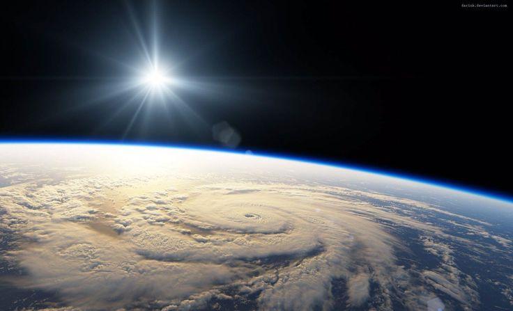 Звезда, light, планета, Космос, star, space, ураган, свет, planet обои, картинки, фото