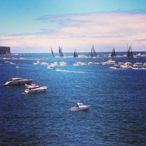 Sydney to Hobart yacht race 2