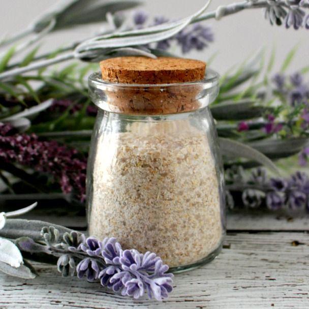 how to prepare an oatmeal bath