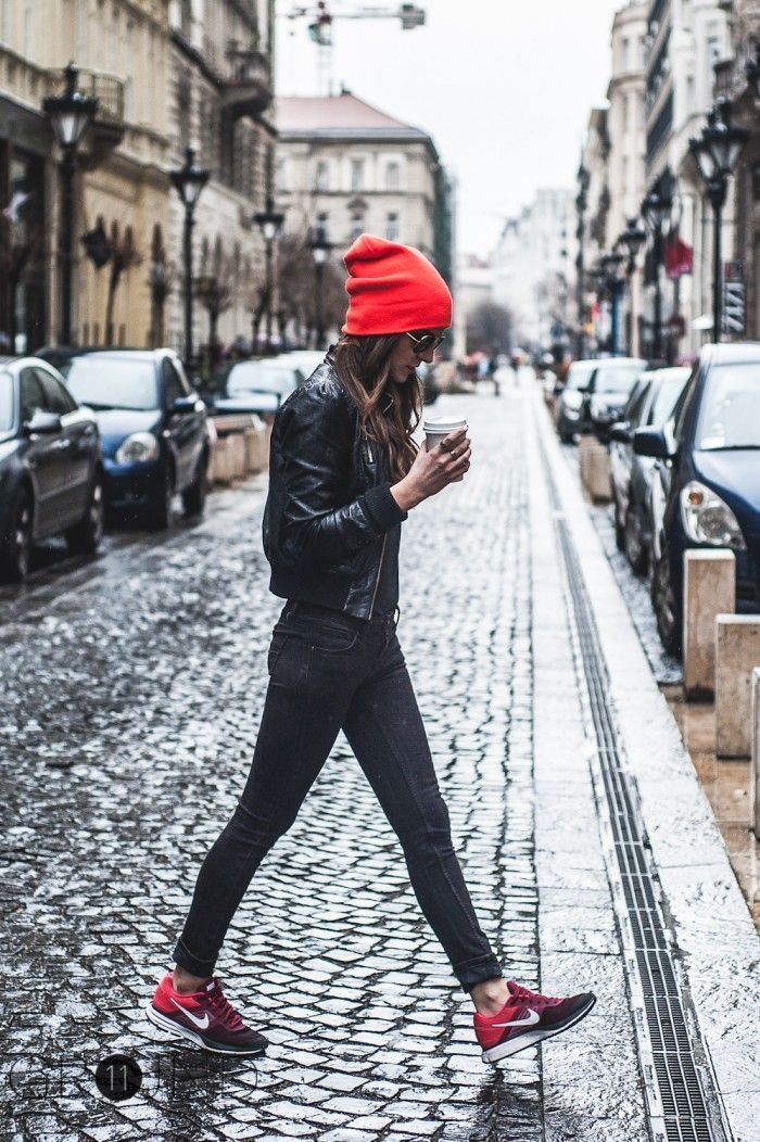 Street Style 101: The Athletic Sneaker | The Shoe Blog on BuyFantasticShoes.com
