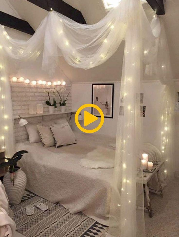Schone Atemberaubende Schlafzimmerbeleuchtung Ideenhttps Jihanshanum Com Stu My Blog Girl Bedroom Decor Room Ideas Bedroom Bedroom Decor