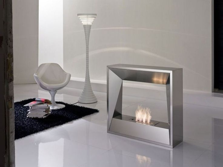 SIPARIO Double-sided fireplace by ITALY DREAM DESIGN design Matteo Ragni
