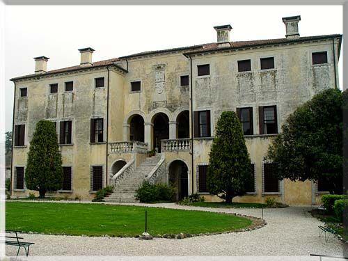 Villa Godi Malinverni, Vicenza