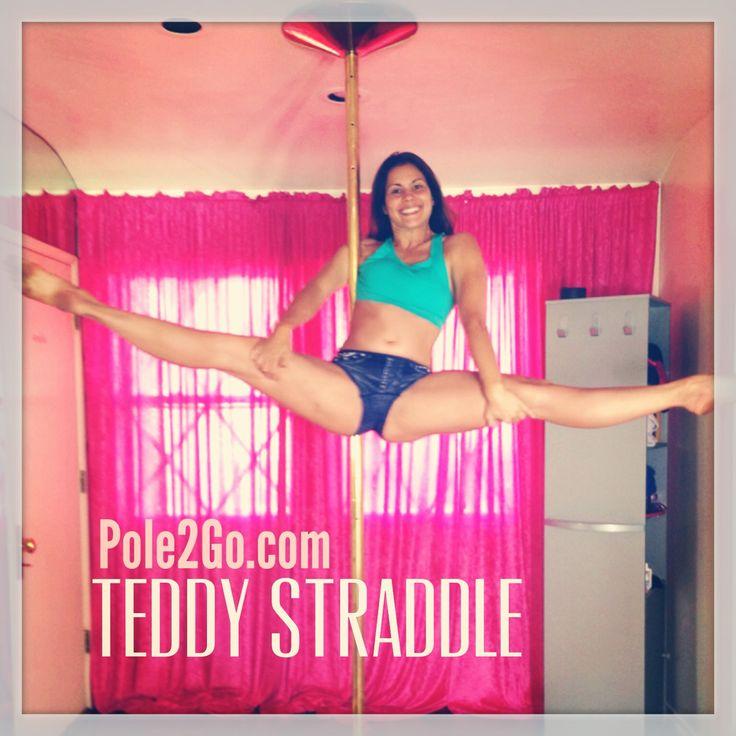 PDY - PoleMove - teddy straddle