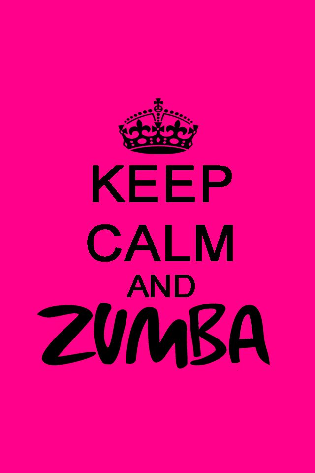 Keep Calm | Zumba http://the-glitter-side.blogspot.pt/2013/10/work-your-body-rock-your-world_20.html