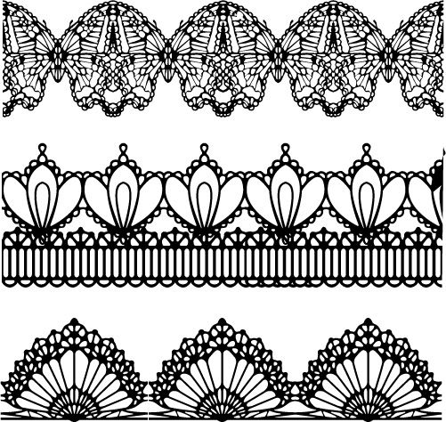 lace drawing pattern - photo #7