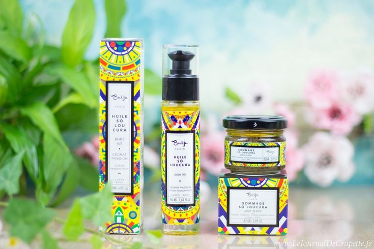 Un été « Sõ Loucura » avec Baija cosmetiques / Baija cosmetics #soloucura #baijacosmetique #baijacosmetics