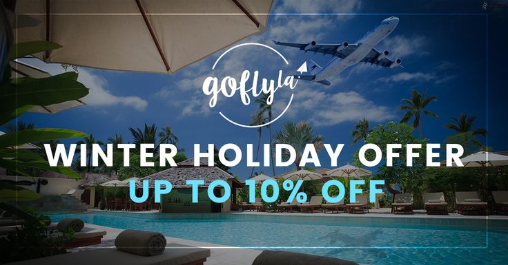 Cool Winter Offers!! Get latest offers & discount coupon codes for November 2017. Hotels Coupons: ✓ Book Hotels through au.goflyla.com and get a discount up to 10% off.  #WinterOffers #DiscountCouponCodes #PromoCodes #HotelsCoupons #TravelCouponCodes