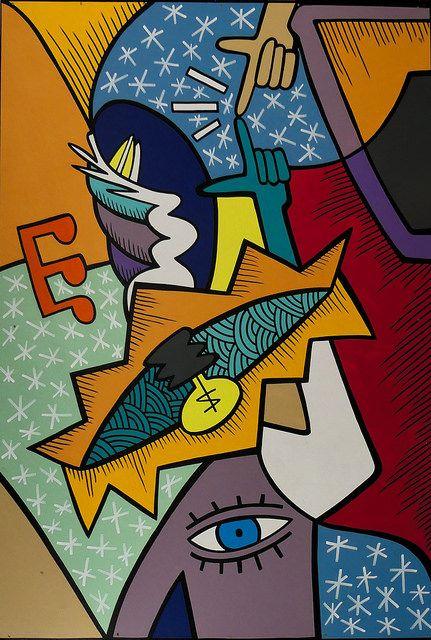 Nils INNE - Plafond détail 2 | par Thethe35400