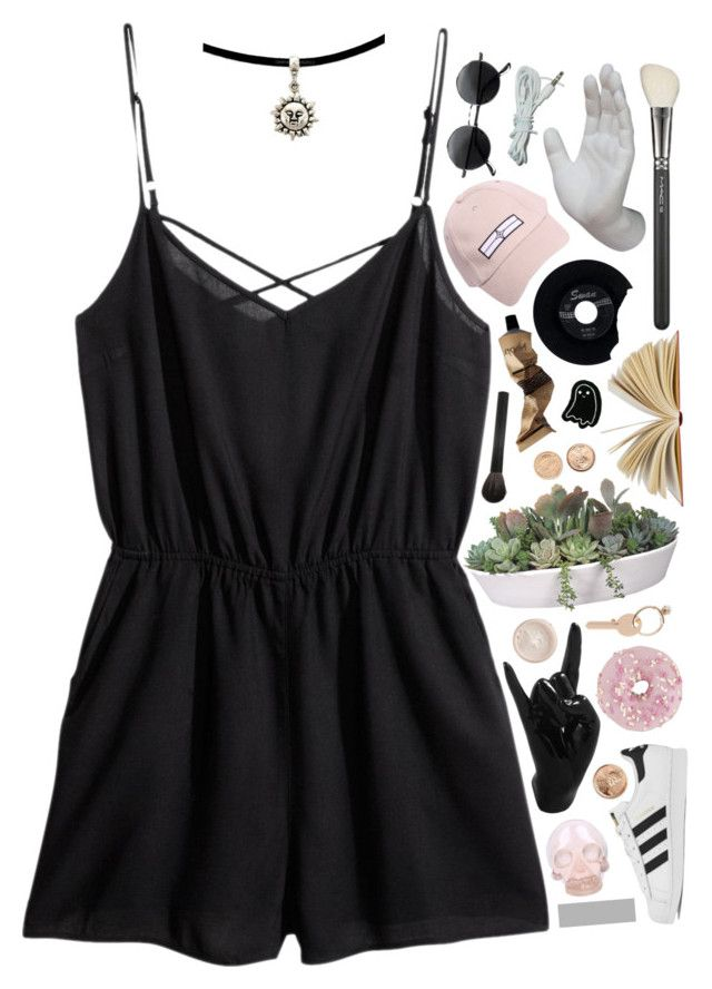 """i'm tangling up in chains on the swings on the set on the night that we met"" by caitlin-555 ❤ liked on Polyvore featuring H&M, STONE ISLAND, VesseL, Horace, Retrò, adidas, Giorgio Armani, The Body Shop, Maison Margiela and Aesop"