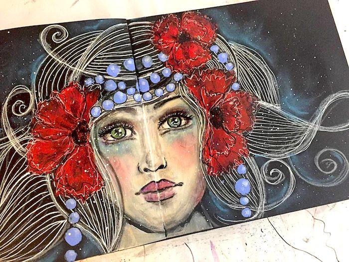 mixed-media-art-journaling-face-tutorial