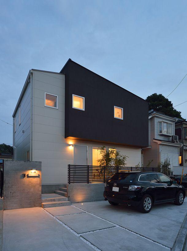 CASE 332 | 透る家(横浜市戸塚区) |ローコスト・低価格住宅 | 注文住宅なら建築設計事務所 フリーダムアーキテクツデザイン