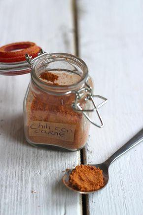 Tip: maak je eigen chili con carne kruidenmix - Lekker en Simpel