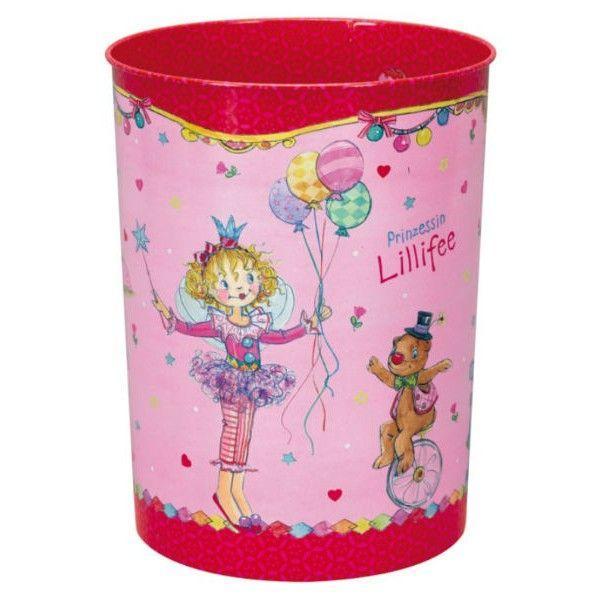 Κάδος απορριμάτων «Lillifee» | Το Ξύλινο Αλογάκι - παιχνίδια για παιδιά