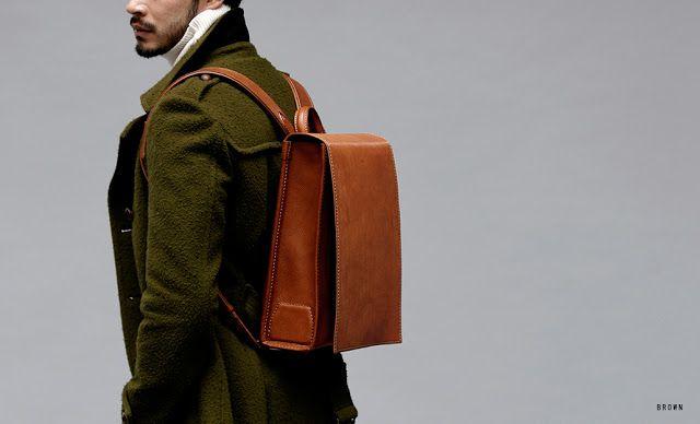 trendssoul by özlem (yan) devrim: Kids School Backpacks Redesigned For Adults